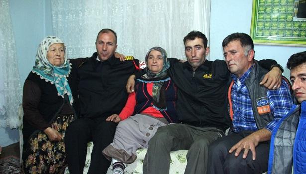 Dağlıca saldırısında yaralanan asker baba ocağına getirildi