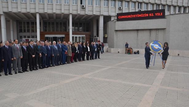 24 Kasım Öğretmenler Günü Zonguldak'ta kutlandı