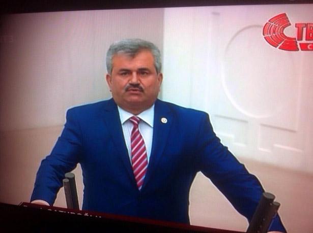 Çaturoğlu,plan ve bütçe komisyonuna seçildi