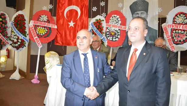 CHP Ereğli İlçe Örgütü yeni başkanını seçti