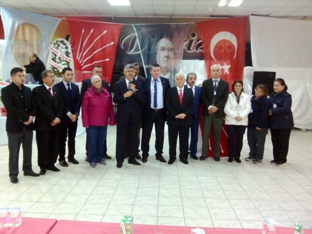 CHP Alaplı  'Tosun'la devam dedi