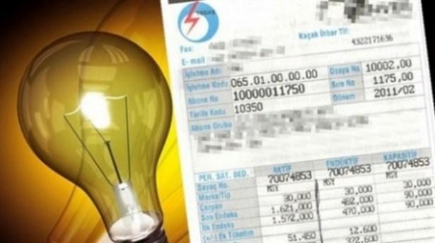 Esnafın elektriği en yüksek tarifeden mi ?