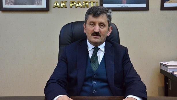 Ak Parti İl Başkanı Zeki Tosun ziyaretleri  değerlendirdi