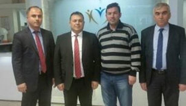 GMİS yönetimi ile Ulupınar Ankara'da bir araya geldiler