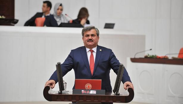 Çaturoğlu,AK partinin yaptığı çalışmaları değerlendirdi