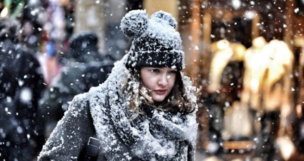 Kar yağışı uyarısı