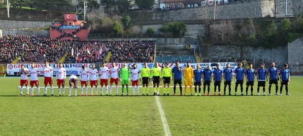 Kömürspor, kendi sahasında BB Erzurumspor'u mağlup etti