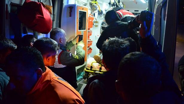 İki gündür kayıp olarak aranan gencin cesedi bulundu