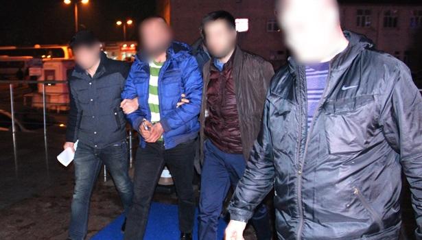 19 ayrı dosyadan 16 yıl cezası bulunan cezaevi firarisi Ereğli´de yakalandı