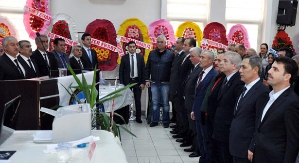 Başkan Uysal, 'Şehrin kalkınması ilerlemesi esnafla olur'