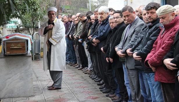 Kdz. Ereğli Belediyesi itfaiye amiri annesini kaybetti