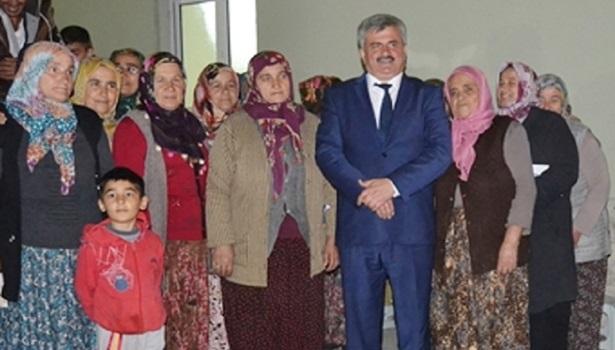 Çaturoğlu, 8 Mart Dünya Kadınlar Günü´nü kutladı