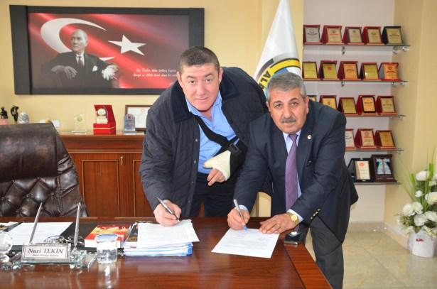 Alaplı Belediyesi´nde toplu sözleşme imzalandı