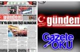 06 Haziran 2018 Gündem Gazetesi