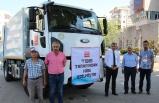 """Başkan Yemenici, """"Araç filomuz daha da güçlendi"""