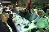 Akçakoca Kızılay Yaşlılar Konuk evinde anlamlı iftar...