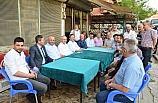 """Bakan Yardımcısı Ceylan: """"Yapılan hizmetler ile köylerimizin yüzü gülecek"""""""
