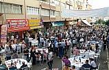 Esentepe gençlerinden bin kişilik iftar