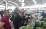 Karpuz Adana'dan vekil Izmir'den!