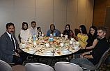 MFA çalışanları ile iftarda buluştu