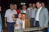 Türkmen Ereğli'de 'Devam' dedi...