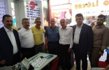 Türkmen, Ereğli esnafından destek istedi