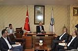 Türkmen TSO'da!