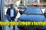 Uysal, Ereğli'yi Erdoğan'a hazırlıyor