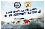 Vali Çınar Sahil Güvenliği kutladı!