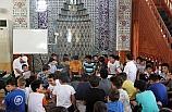 Camide çocuklara 15 Temmuz anlatıldı!