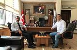 Çolakoğlu'ndan Başkan Gebeş'e ziyaret