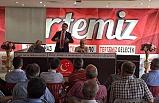 Genel Başkan Yardımcısı yerel seçimi konuştu