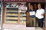 Kayı Çatalağzı'nda 'Askıda ekmek' projesini başlattı