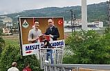 Devrek, Özil'in yanında!