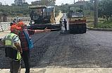 Akçakoca Belediyesi asfalt çalışmasına ağırlık verdi
