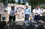 Efsane Genel Başkan, mezarı başında anıldı