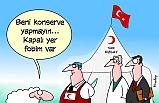 Kızılay'dan gülümseten karikatürler!