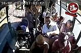 Otobüs şoföründen örnek davranış!