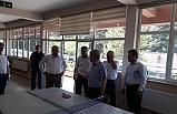 Vali Çınar, Çınartepe'yi ziyaret etti