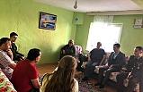 Vali Çınar, şehit ailesini ziyaret etti