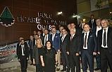 Bolu'da toplantıya katıldılar