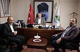 Bulazar'dan Başkan Semerci'ye ziyaret