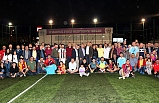 Çivici'ye, Hasbeyler Köyünden 'Has' destek