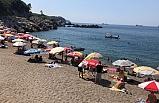 Plajlar doldu taştı!..
