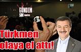 Polat Türkmen olaya el attı!