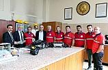TTK tahlisiye ekibi, IMRC 2018'e katılıyor