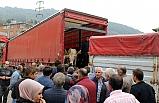 100 büyükbaş hayvan dağıtıldı!..