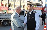 Albay İnan'dan Başkan Akdemir'e ziyaret!..