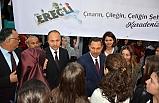 Başkan Uysal, öğrencilere tavsiyelerde bulundu