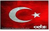 Cumhuriyet Bayramınız Kutlu olsun...